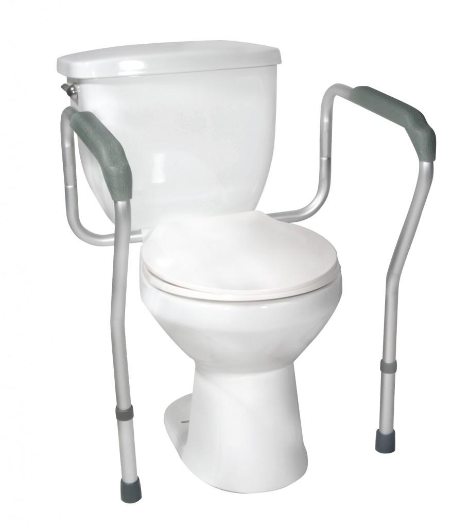 Standard Toilet Safety Frame