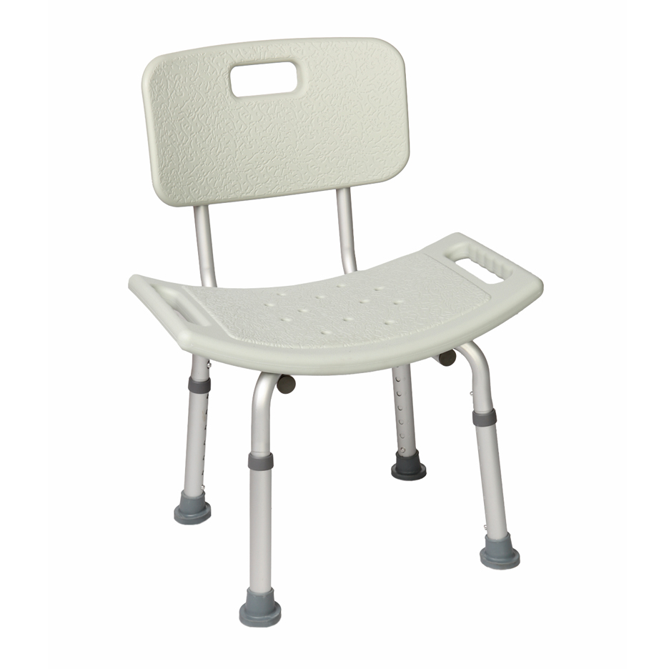 Bath Bench With Back Discount Medical Supply