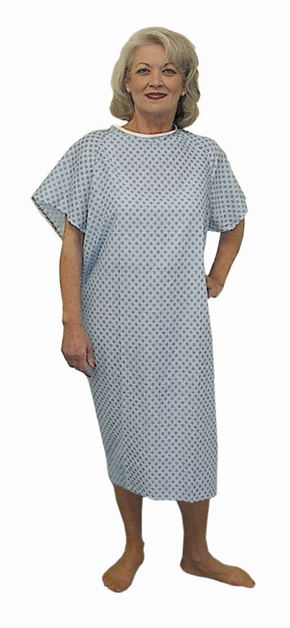 Convalescent Comfort Gown