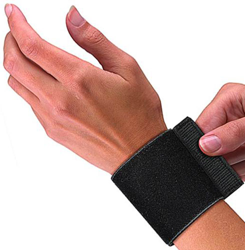 Elastic Wrist Support with Loop Mueller 961