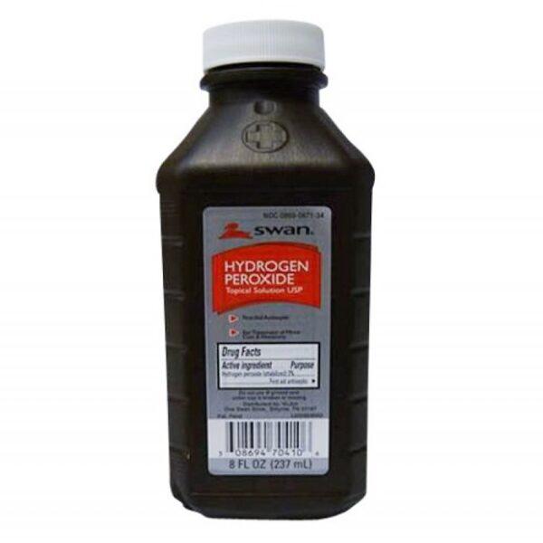 Hydrogen Peroxide Topical Solution USP 16 oz L0003648FB