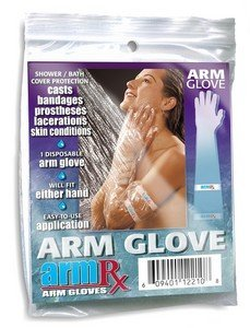 Arm Cast Shower/Bath Protection