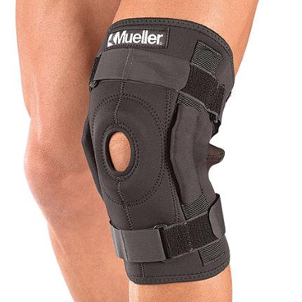 Hinged Wraparound Knee Brace Mueller 3333