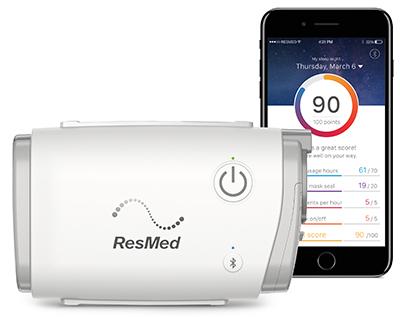 Resmed AirMini CPAP Machine
