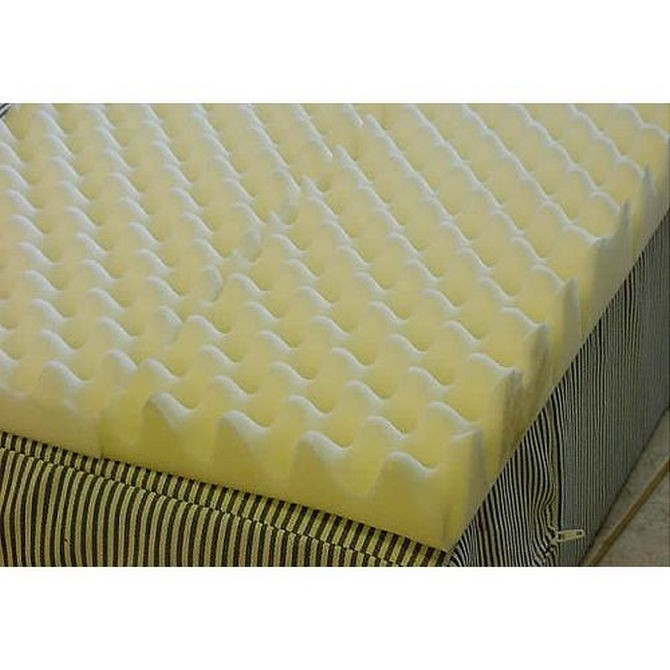 Eggcrate Bed Pad