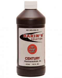 Dakin's 0.25% Antiseptic
